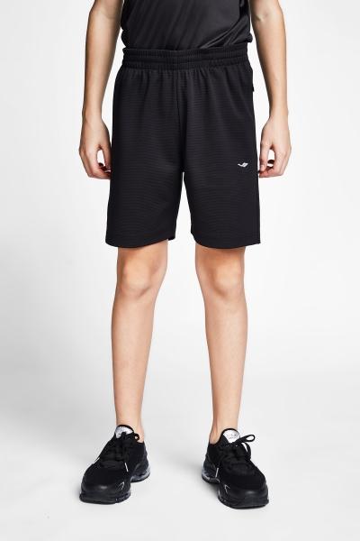20S-3234-20B Kid Shorts Black