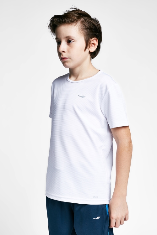 Beyaz Çocuk T-Shirt 20S-3249-20B