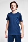 Safir Mavi Çocuk T-Shirt 20S-3249-20B