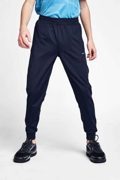 20B-3016 Kid Exercise Sweat Pants Navy