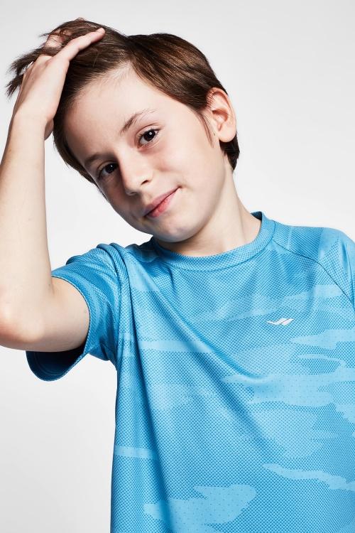 Mavi Çocuk T-Shirt 20B-3033