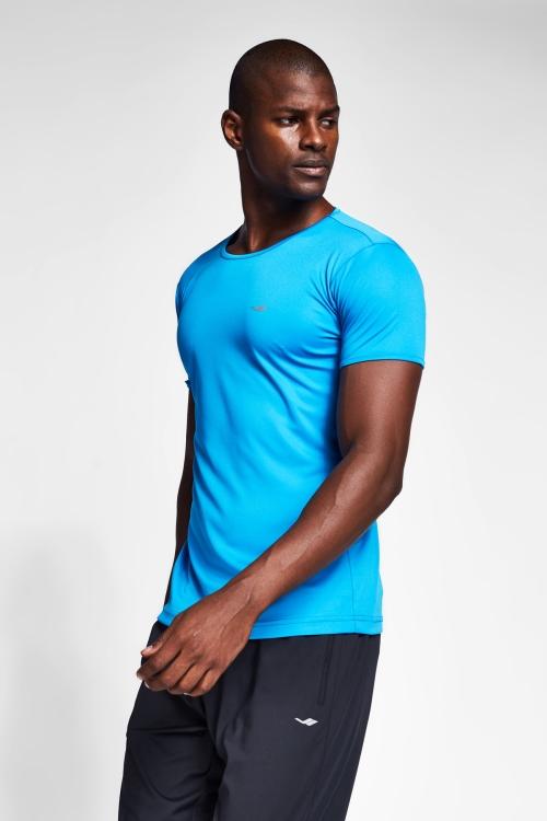Mavi Erkek T-Shirt 20S-1220-20B