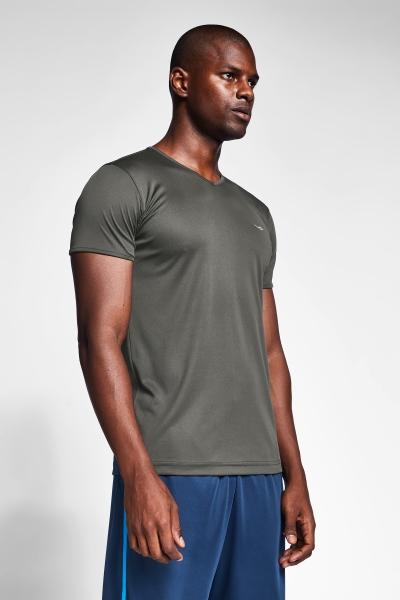Haki Erkek T-Shirt 20S-1221-20B