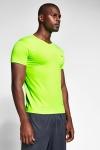 Neon Yeşil Erkek T-Shirt 20S-1221-20B