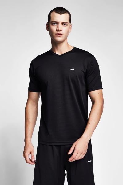 Siyah Erkek T-Shirt 20S-1231-20B