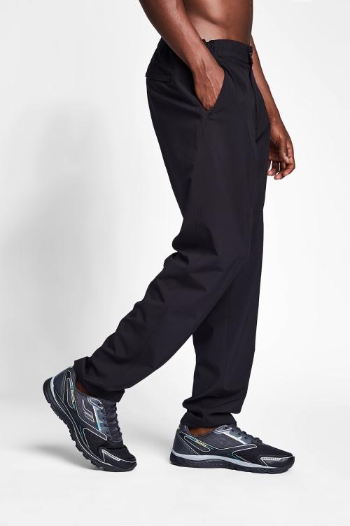 Siyah Erkek Eşofman Alt 20S-1235-20B