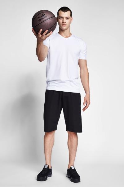 Beyaz Erkek T-Shirt 20S-1246-20B