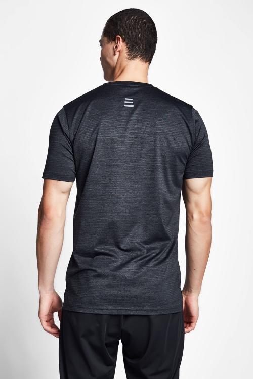 Siyah Erkek T-Shirt 20B-1007