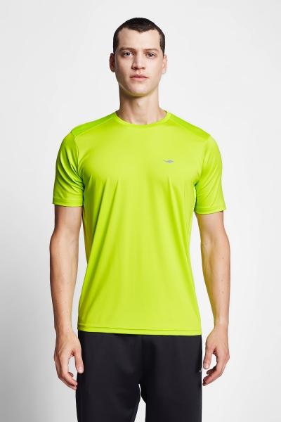Neon Yeşil Erkek T-Shirt 20B-1008