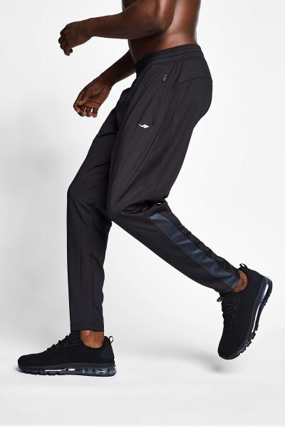Siyah Erkek Eşofman Alt 20B-1016