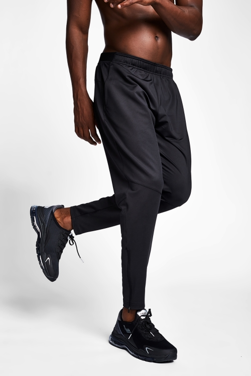 Siyah Erkek Eşofman Alt 20B-1017