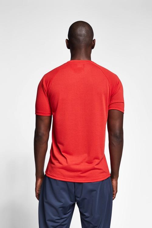 Kırmızı Erkek T-Shirt 20B-1019