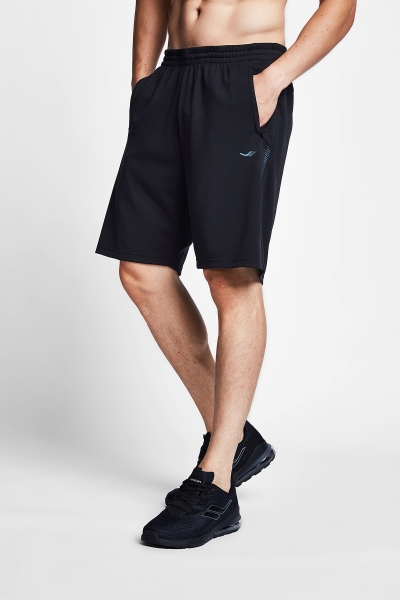 20B-1029 Men Football short Black