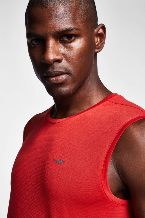 Kırmızı Erkek Atlet 20B-1034