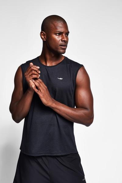 Siyah Erkek Atlet 20B-1034