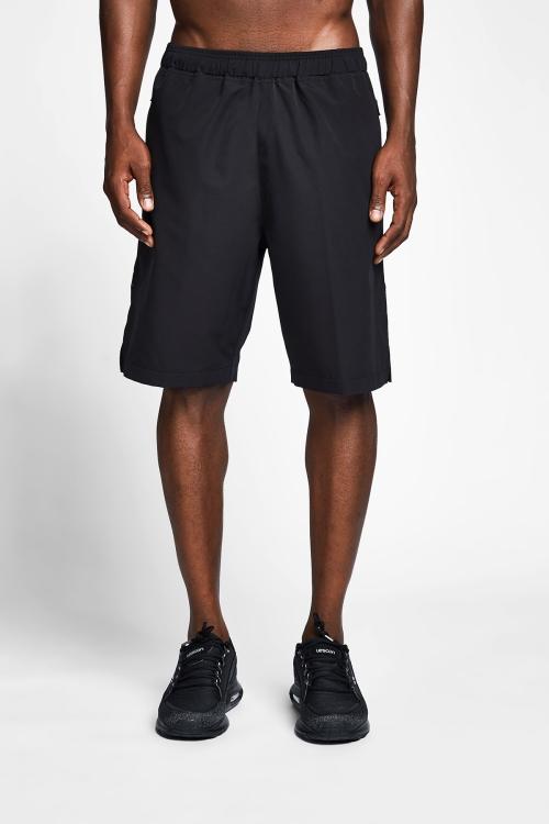 Siyah Erkek Şort 20B-1036
