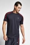 Antrasit Erkek T-Shirt 20B-1048
