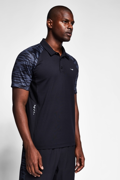 Siyah Erkek T-Shirt 20B-1051