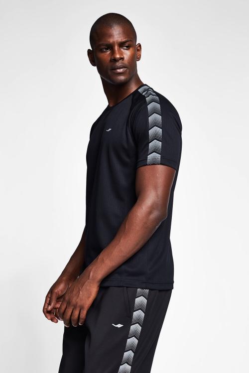 Siyah Erkek T-Shirt 20B-1131