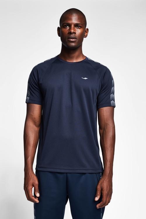 Koyu Lacivert Erkek T-Shirt 20B-1131