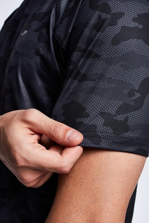 Siyah Erkek T-Shirt 20B-1132