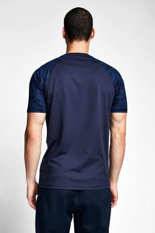 Koyu Lacivert Erkek T-Shirt 20B-1132