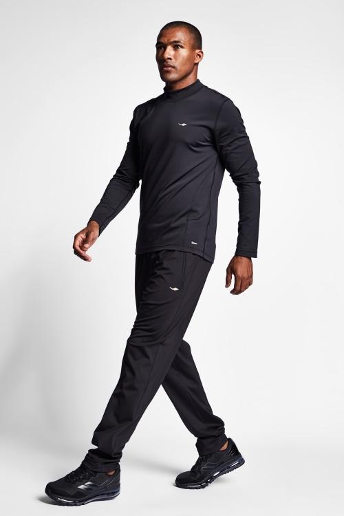 Siyah Erkek Üst İçlik 20K-1029