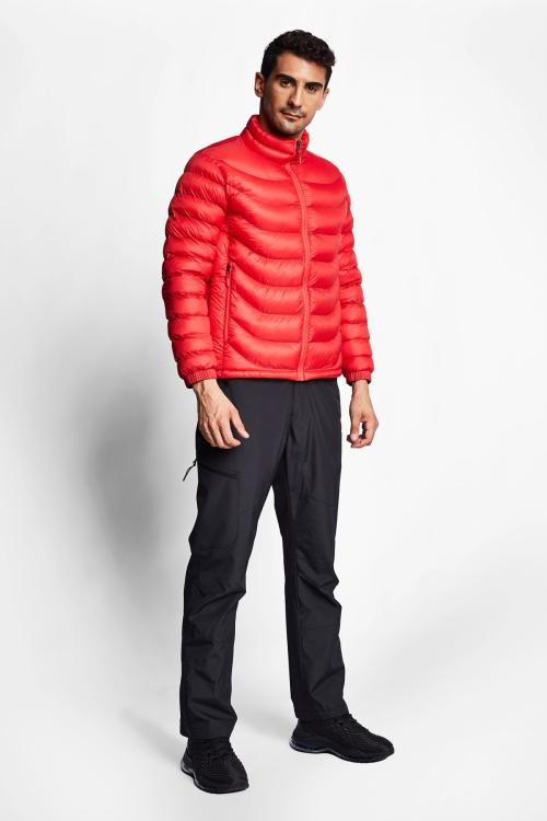 Kırmızı Erkek Mont 20K-1061