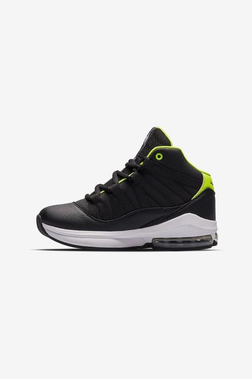 Junior Bounce 2 Siyah Çocuk Basketbol Ayakkabısı
