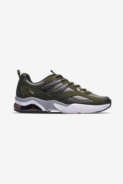 Men Airtube Debut-2 Sports Shoes Green