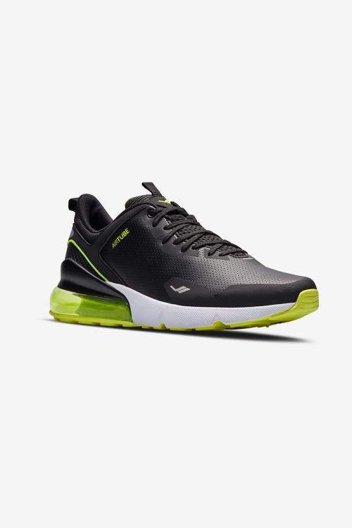 Airtube Leonis Siyah Erkek Spor Ayakkabı