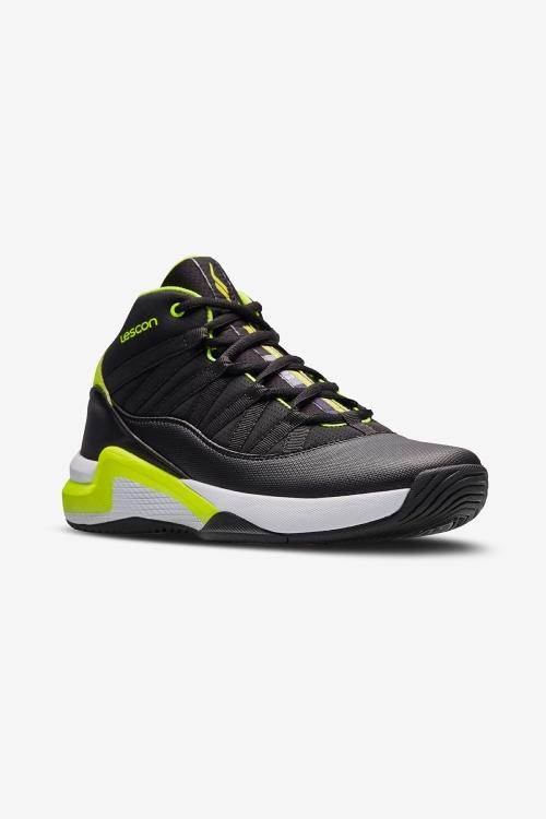 Bounce 2 Siyah Erkek Basketbol Ayakkabısı