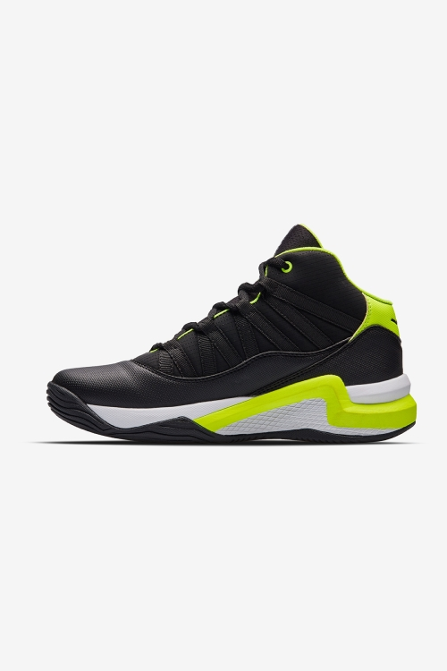 Bounce 2 Siyah Kadın Basketbol Ayakkabısı