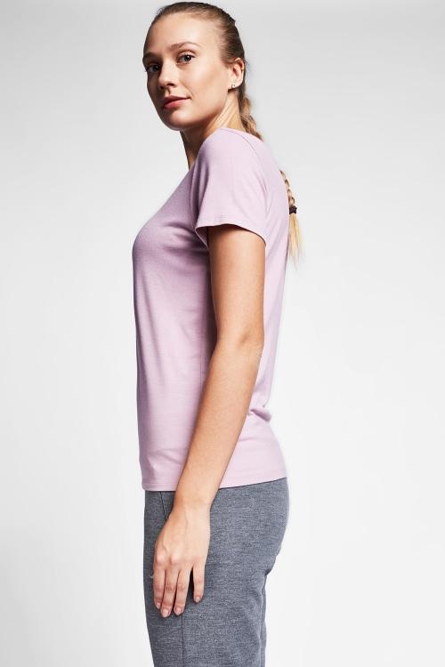 Lila Kadın T-Shirt 20S-2202-20N