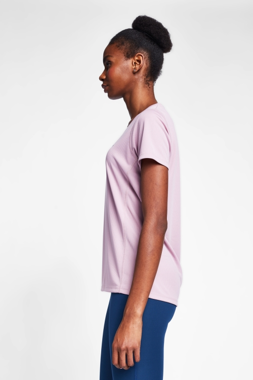 Lila Kadın T-Shirt 20S-2204-20N