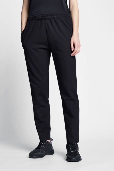 20S-2209-20N Women Track Pants Black