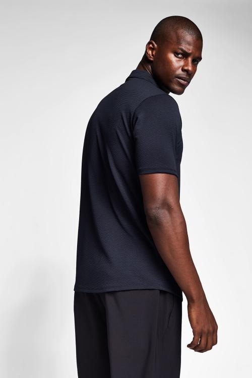 Siyah Erkek Gömlek 20S-1207-20N