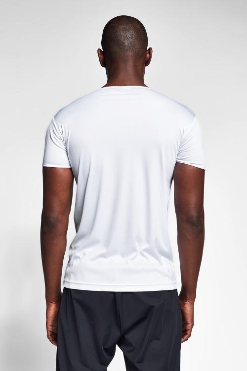 Beyaz Erkek T-Shirt 20S-1220-20N