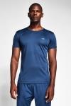 Safir Mavi Erkek T-Shirt 20S-1220-20N