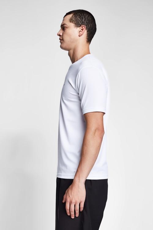 Beyaz Erkek T-Shirt 20S-1231-20N