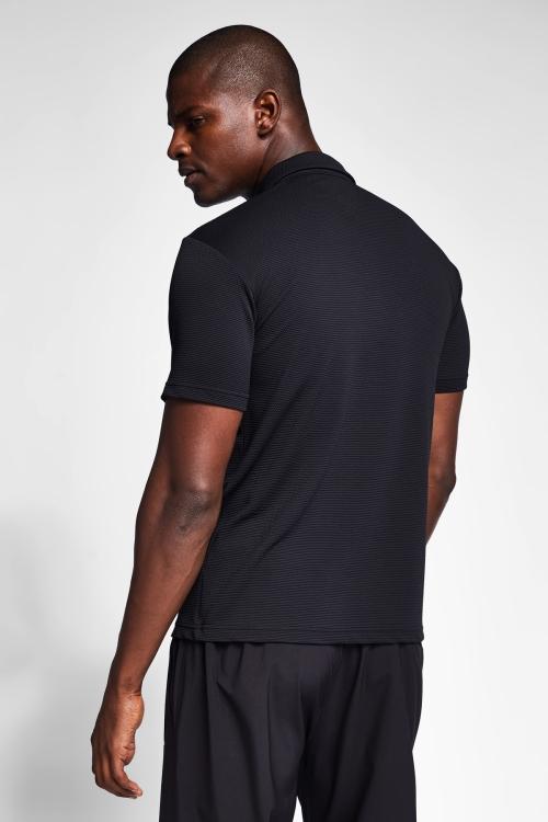 Siyah Erkek T-Shirt 20S-1275-20N