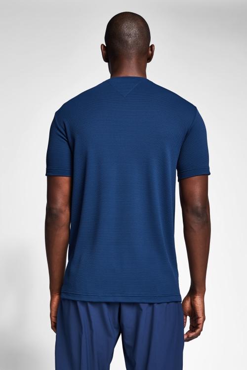 Safir Mavi Erkek T-Shirt 20S-1294-20N