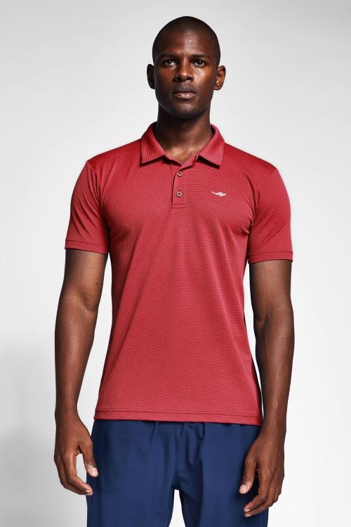 Bordo Erkek T-Shirt 20S-1297-20N