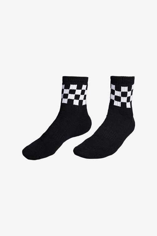 La-3160 Siyah Tenis Çorap 36-40 Numara