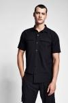 Siyah Erkek Gömlek 20Y-1153