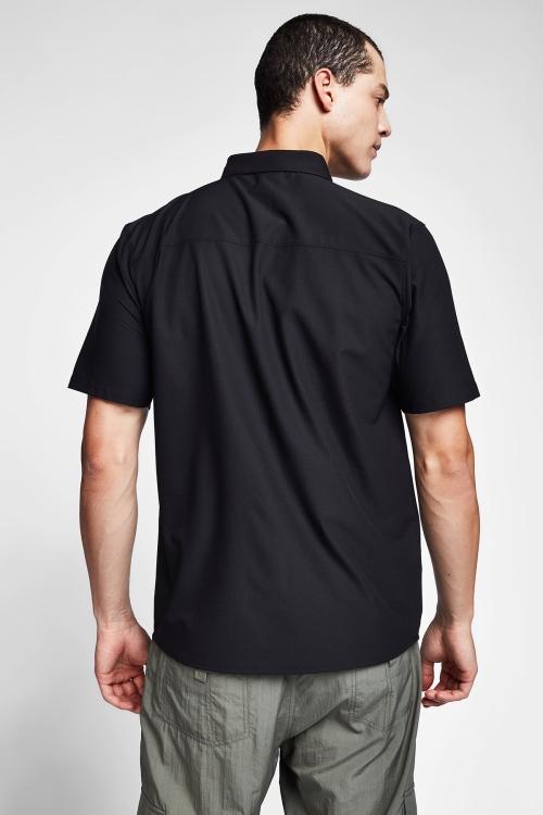 Siyah Erkek Gömlek 20Y-1154