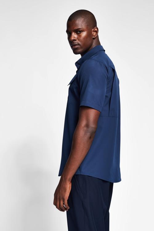Safir Mavi Erkek Gömlek 20Y-1155