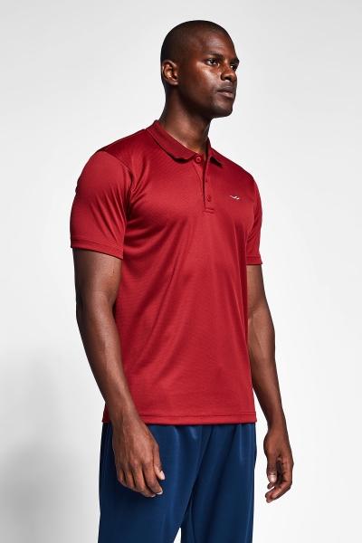 Bordo Erkek T-Shirt 20Y-1157
