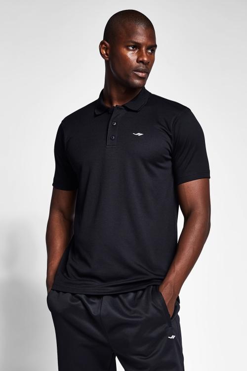 Siyah Erkek T-Shirt 20Y-1157
