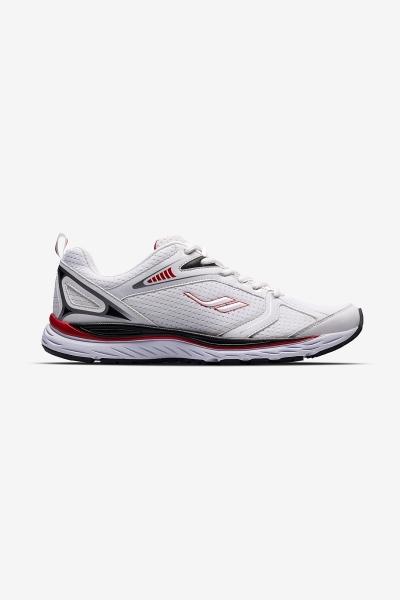 Block Runner Beyaz Erkek Koşu Ayakkabı
